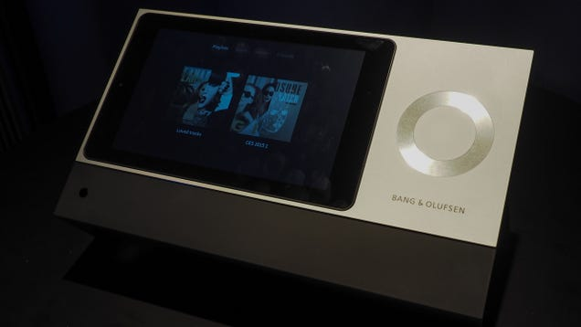 Bang & Olufsen Invented a Giant $2800 iPod