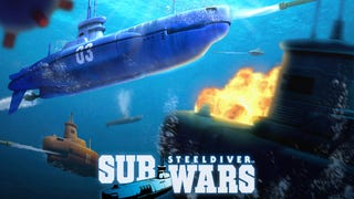 Steel Divers: Sub Wars, more fun than it has any right to be