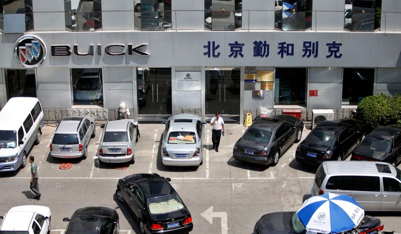 How Much Longer Will We Hear About China's Love Of Buicks?