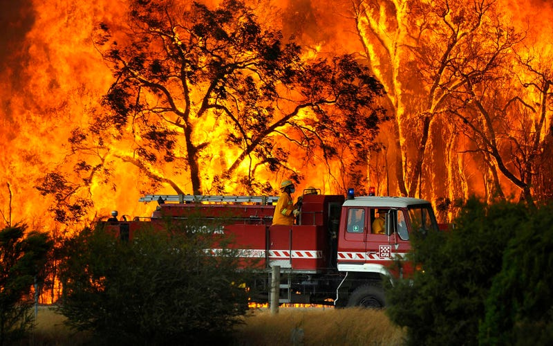 It's Time to Adapt to Megafires