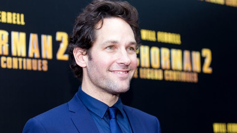 Your Imaginary Boyfriend Paul Rudd Gets to Be a Superhero Now