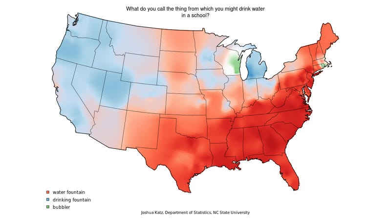 The Many Dialects Of American English, In One Charming Video