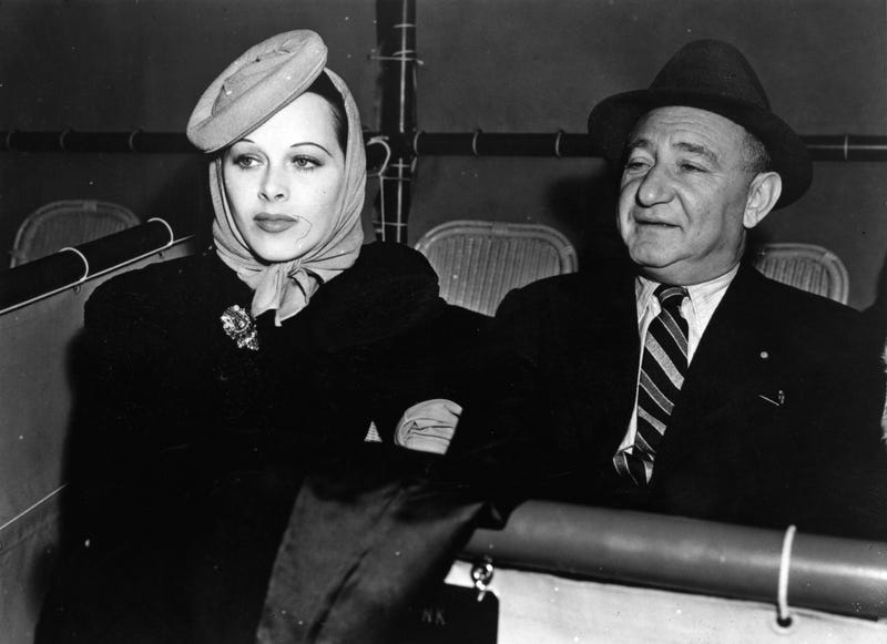 Saturday Night Social: Everything Belongs To Hedy Lamarr
