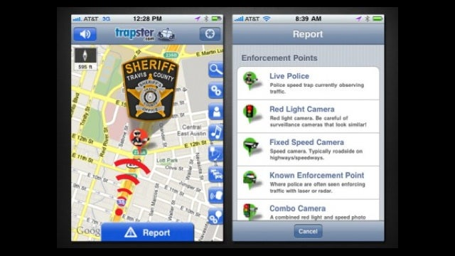Apple bans DUI checkpoint apps