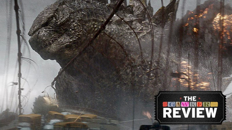 Sympathy for the Lizard: Godzilla