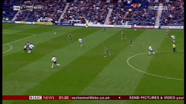 League 1 Semi-Final Produces Wondergoal Of The Year
