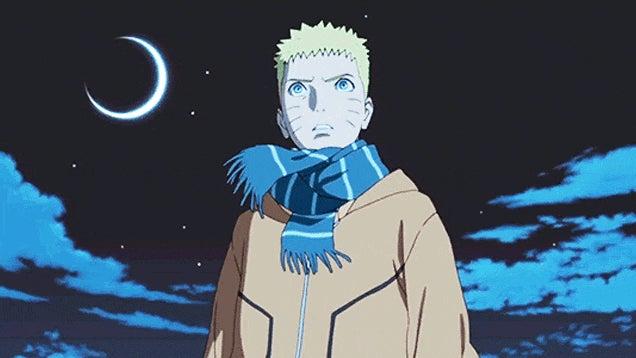 Nonton Naruto Episode The Movie : The Last