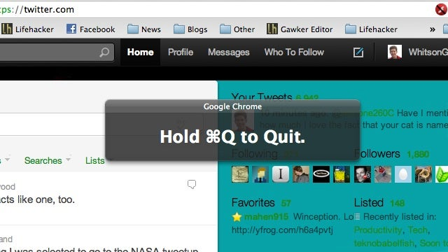 "How to Bring Back the ""Hold ⌘Q to Quit"" Prompt in Google Chrome"