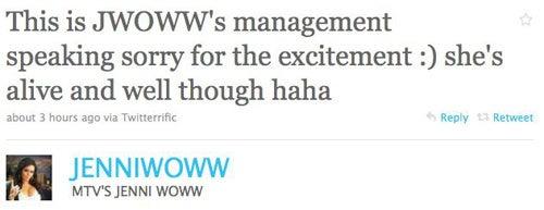 Kendra Wilkinson Tweets Against Extreme Dieting
