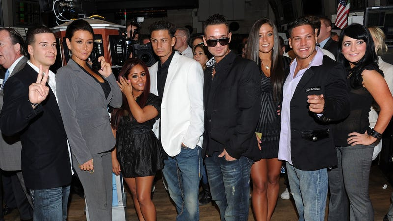 Jersey Shore Cast Members Daydream About Their Bright Futures (Mainly Annoying People Until They're Paid to Go Away)