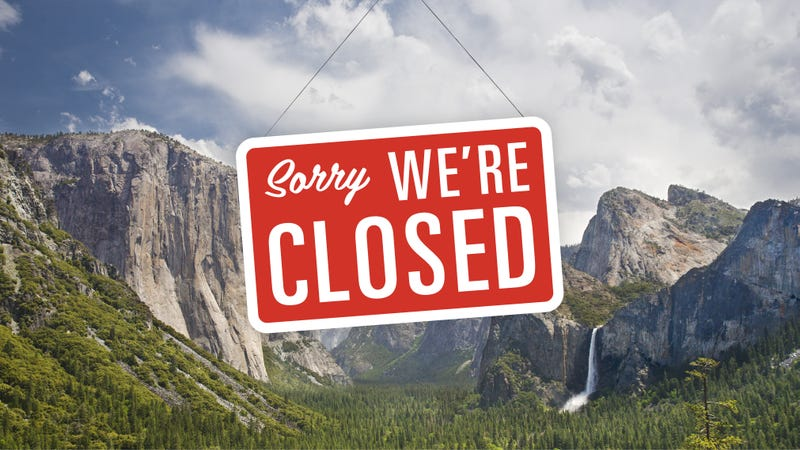 Government Shutdown! National Park Trip Ruined? Visit a State Park!