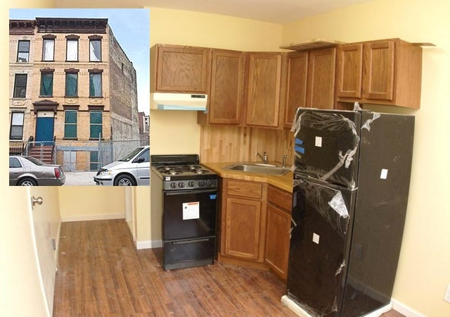 Realtor-Speak Run Amok In Insane Listing for Impossibly Small Studio