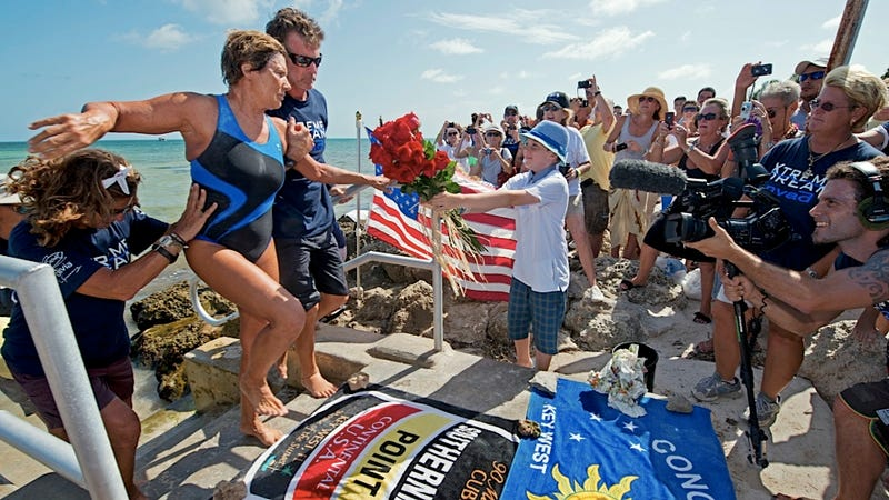 Diana Nyad Is Still an Exceptional Badass