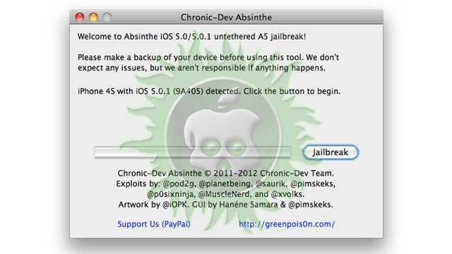 Untethered Jailbreak for iPhone 4S and iOS 5 Is Finally Here