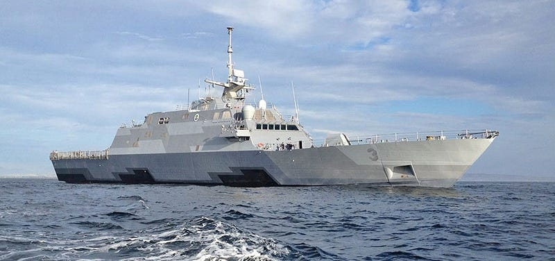 Saudi Arabia Is Buying The Littoral Combat Ship The U S