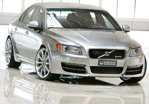 SEMA-Bound Volvos from Heico Sportiv