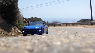 Quick Drive: Subaru BRZ