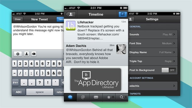 The Best Twitter Client for iPhone
