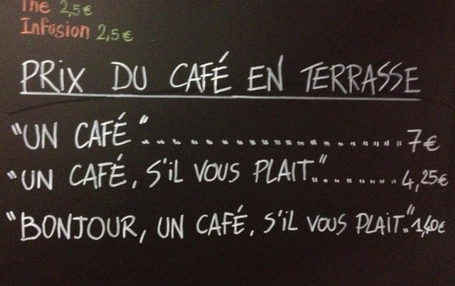 Coffeehouse Bribes Villainous Types to Be Nicer, Fails Spectacularly