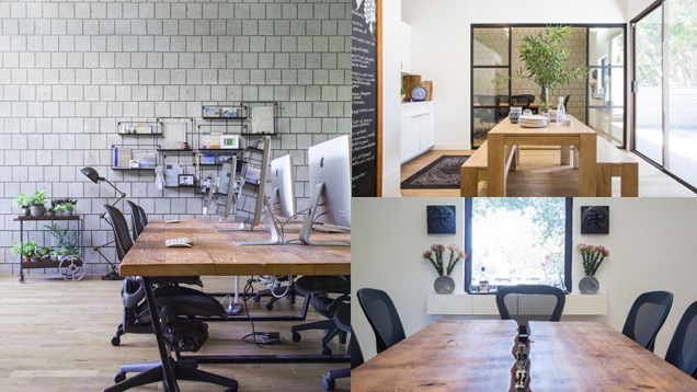 Concrete and Wood: The Unusual Workspaces of Security Firm Bitium