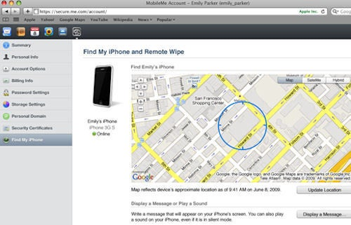 Find My iPhone Leads Cops to Robbery Suspects
