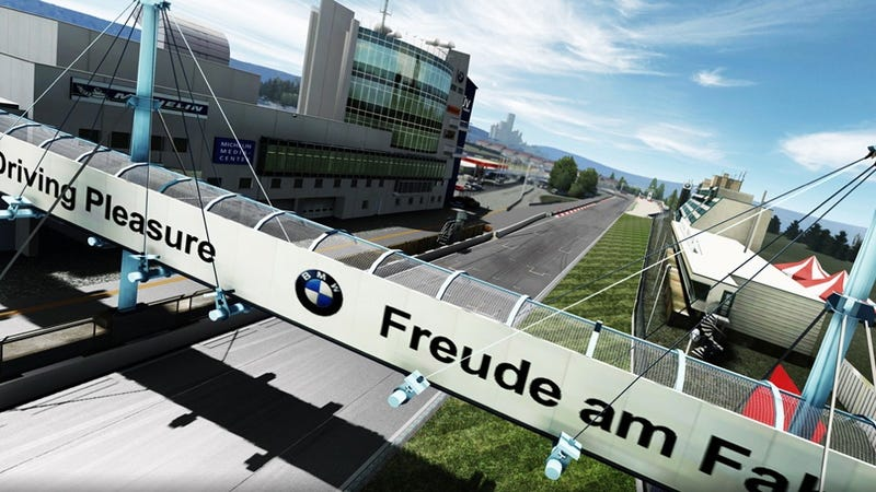 Forza Motorsport 4: The Tracks