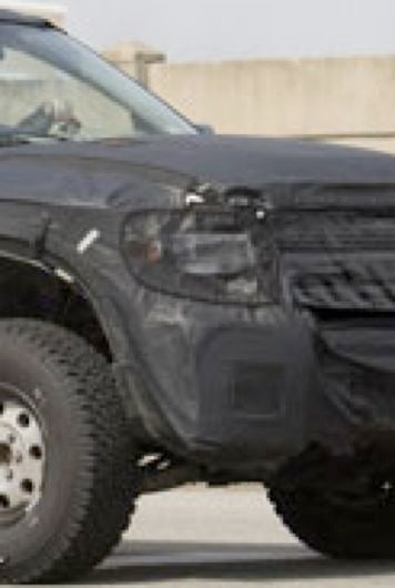 2010 Ford F-150 Raptor Spotted Not Going Off-Road