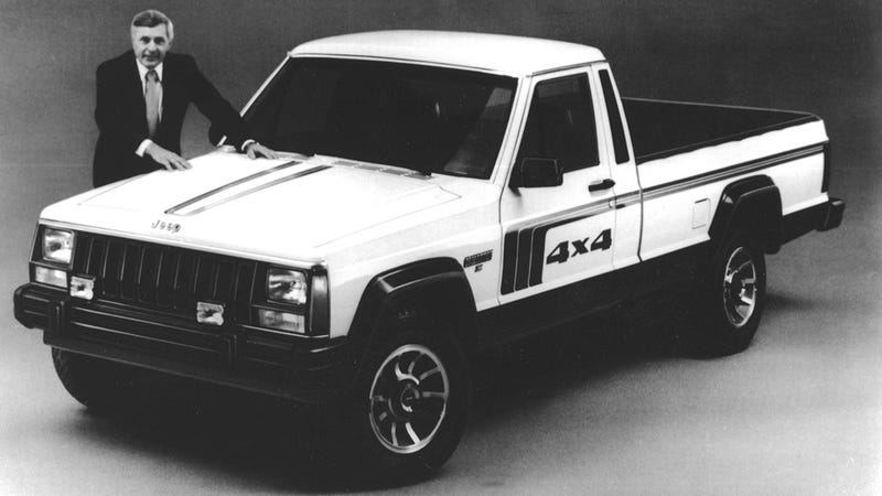 Who Thought A Jeep Named 'Comanche Eliminator' Was A Good Idea?