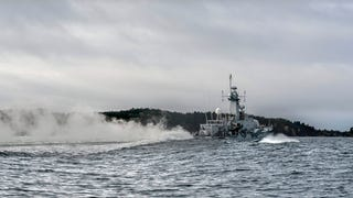 Swedes Call Off Hunt For Mystery Sub