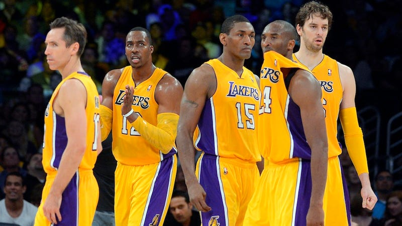 Mike D'Antoni Wants To Bring Back The Showtime Lakers