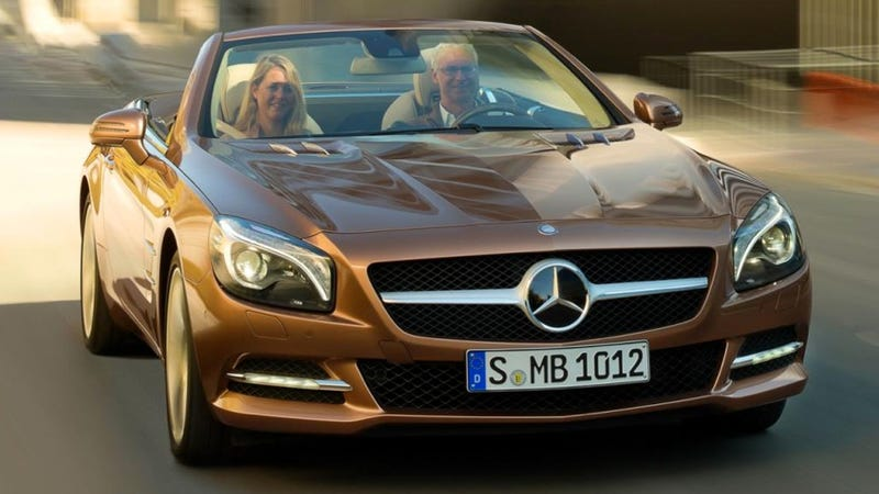 2013 Mercedes-Benz SL: Photos