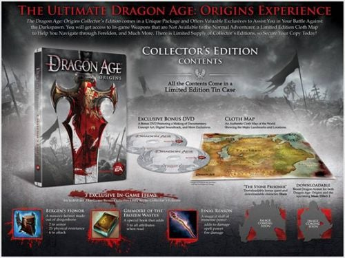 Format Gaffe Prevents PS3 Owners from Playing Dragon Age Soundtrack