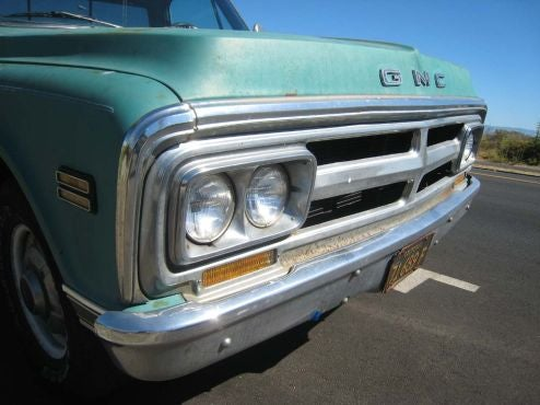 1968 GMC 2500, With Bonus GM Pickup Poll