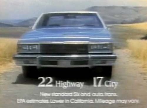 The 1977 Caprice and a Cast Of Thousands: Now THAT'S More Like It!