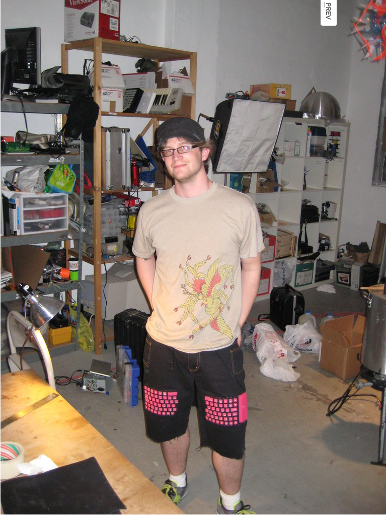Sew Your Own Functioning Keyboard Pants