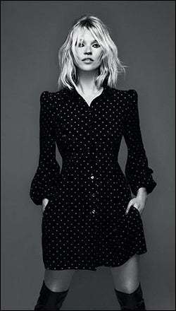 Kate Moss For TopShop Looks Great On... Kate Moss