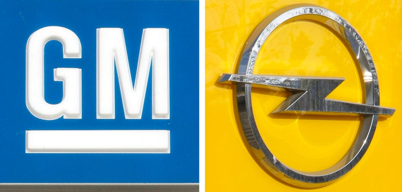 GM's Euro Comeback Plan: Some Highlights