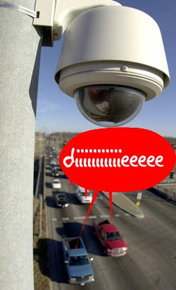 How to Use Speed Cameras to Bury Your Enemies in Speeding Tickets