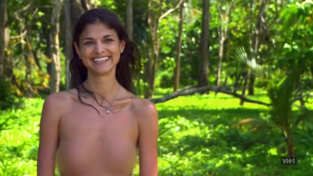 Dating Naked Contestant Mad That Her Naked Body Appeared on TV