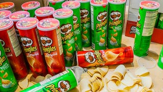 What would you do with unlimited access to Pringles?