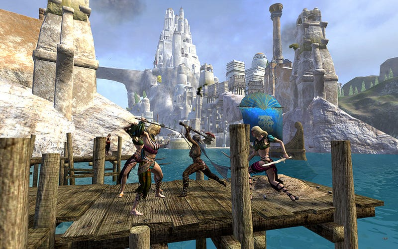 Age Of Conan Ventures Into Tarantia Commons