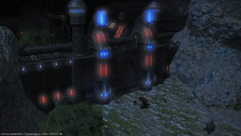 The Crystal's Call - Escape From Castrum Centri