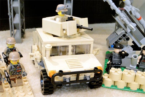 LEGO Fanatics Plan Massive Modern Warfare, Vic Viper Gatherings