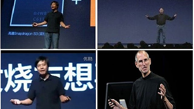 China Clones the iPhone, Apple Stores and Steve Jobs