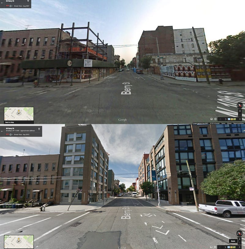 Tracking Brooklyn's Rapid-Fire Gentrification With Google Street View