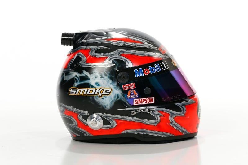 Tire Shops Open On Sunday >> The Helmets of the Daytona 500