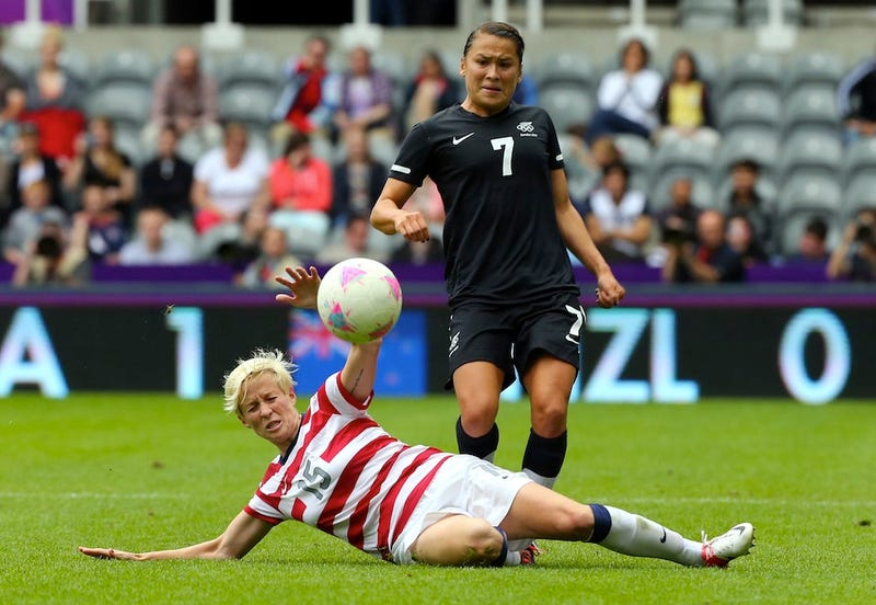 Can Women's Pro Soccer Work In America? An Investigation, In Sweden