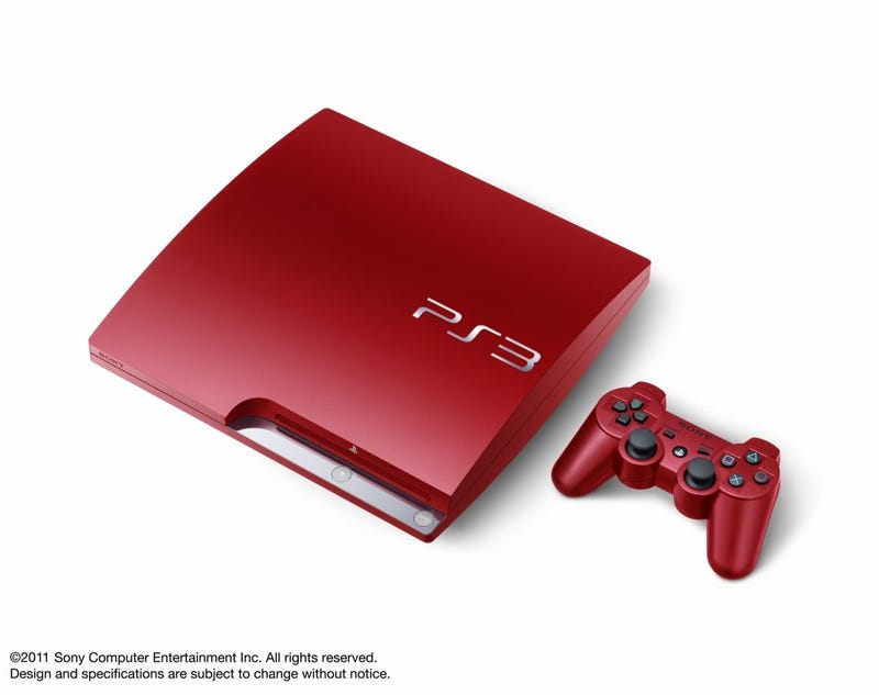 How About Two New PS3 Colors? Okay, Then!
