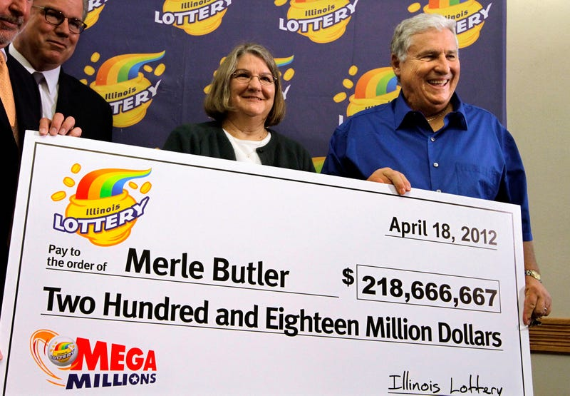 Mega Millions Winning Couple Spent Less On Lottery Tickets Than You Did On Coffee Today