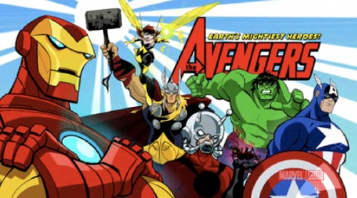 Avengers (And Tron) Assemble On Disney TV Channels